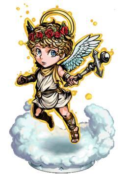 《热血兄弟》白翼天使