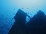 亚洲最后的秘境, 是世界十大潜水圣地, 运气好能看见战舰残骸