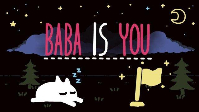 《BABA IS YOU》评测9.0分 妙想天开的小创意,冠绝群芳的大智慧