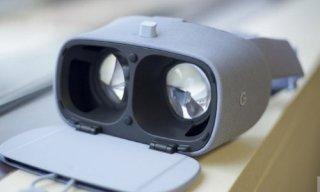 谷歌新款Daydream头显评测 最佳移动VR头盔