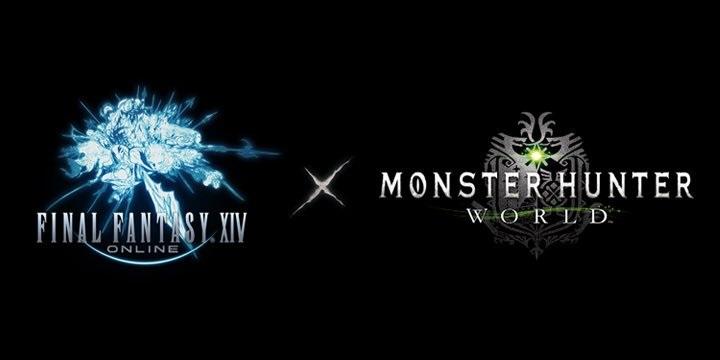 """怪物猎人世界追加魔物""""贝希摩斯"""" FF14梦幻联动于8月上线"""