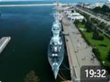 """波兰旅游圣地巡礼:格丁尼亚港传奇—""""闪电""""号"""