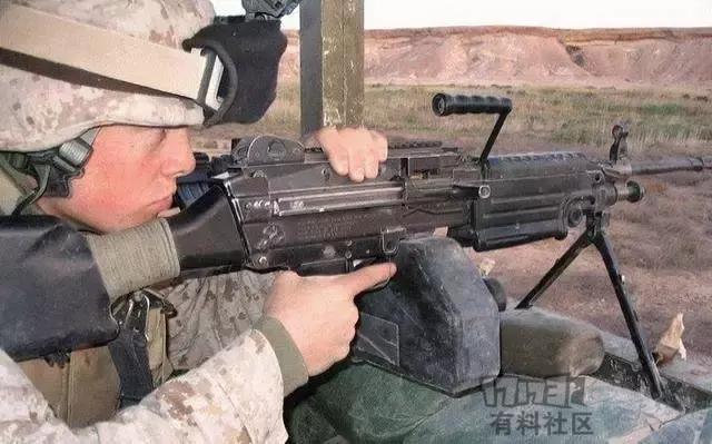 M249伤害如此变态 可为什么高手都不要