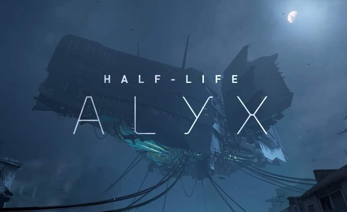 《半条命:艾利克斯》HTC VIVE Cosmos体验测评