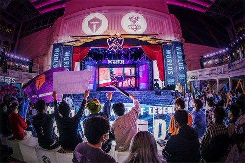 《【天游平台网】城市峡谷生活月欢乐多 S10半决赛东方明珠将上演巨龙回巢》