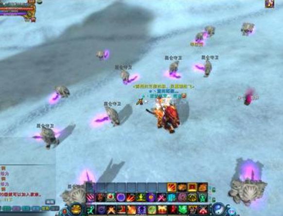 冒险岛在外挂没有肆虐之前,玩家会利用晚上的时间刷经验,把鼠标放在