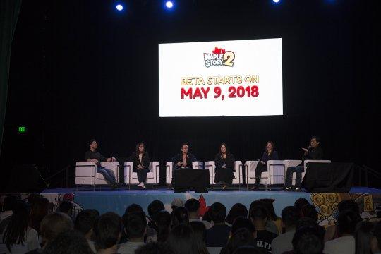 美服《冒险岛2》宣布5月首测 冒险岛M年内上线