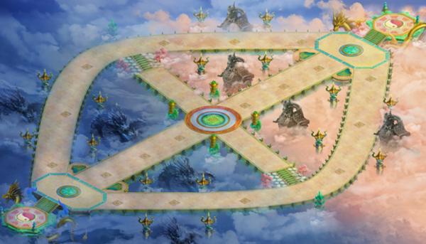 魔域对抗配置不正确_进入战场后,我们会被随机分配到神域或魔域一方,双方进行对抗.