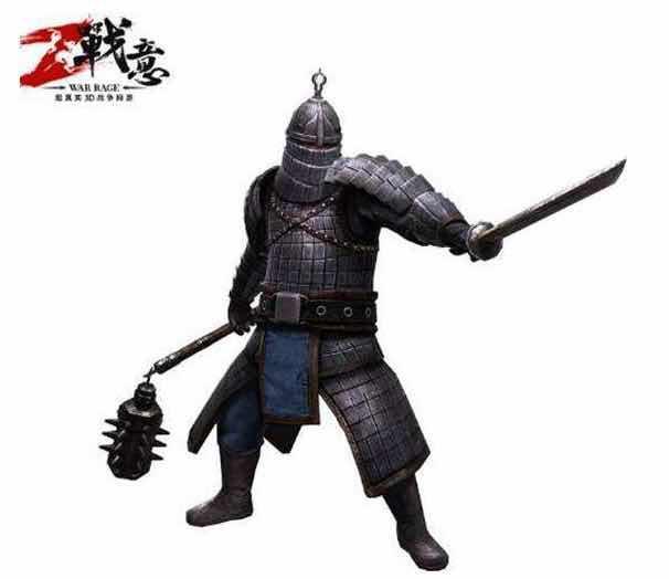 三级甲画法_绝地求生的98k和三级甲,早在500年前就被中国人做出来