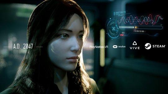 刷新视听体验 国产VR互动电影《A.D. 2047》今日上架