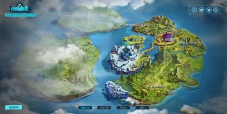 沙盒MMO《我的起源》大世界版图揭晓:一同探索世界的尽头