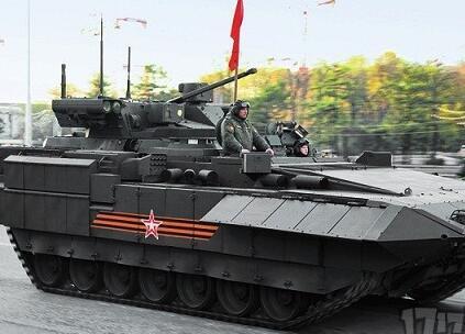 装甲战争载具弱点介绍 T-15步兵战车