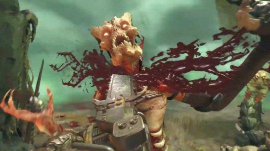 《【天游登陆注册】《毁灭战士:永恒》发布新DLC预告片,今日上线》