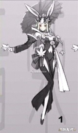 王者荣耀新英雄离居然是个兔女郎!手持枫叶,技能可类比lol英雄霞?