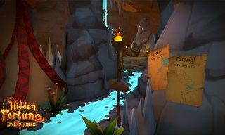 《隐藏的宝藏》将成Vive Focus平台首款游戏