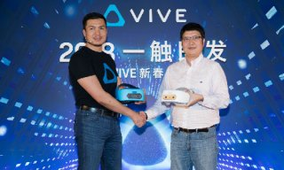 VIVE FOCUS今日正式发货 VIVE PRO专业版首度亮相国内