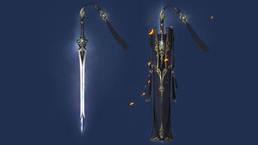 剑网3纯阳武器
