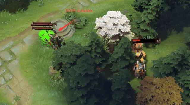 Dota2炸弹人:玩家们,感谢新举报机制