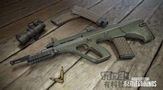 完美单排枪械搭配:狙击枪和步枪到底应该如何选择?