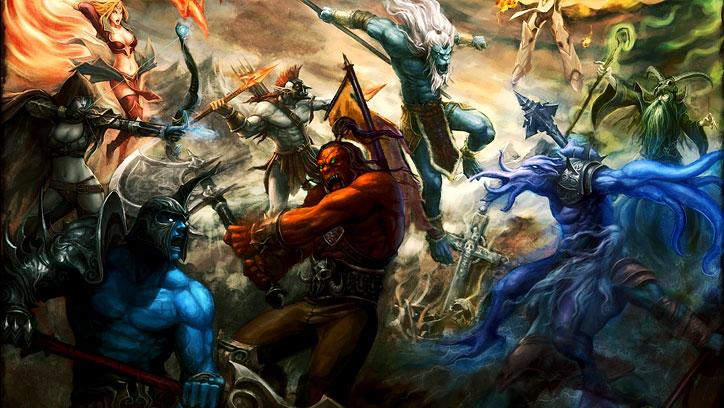 魔兽争霸3要重制啦!7分钟看遍全球新游