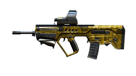 CF新TAR21步枪介绍 昔日神器重做归来