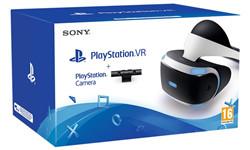 索尼推新PS VR套装