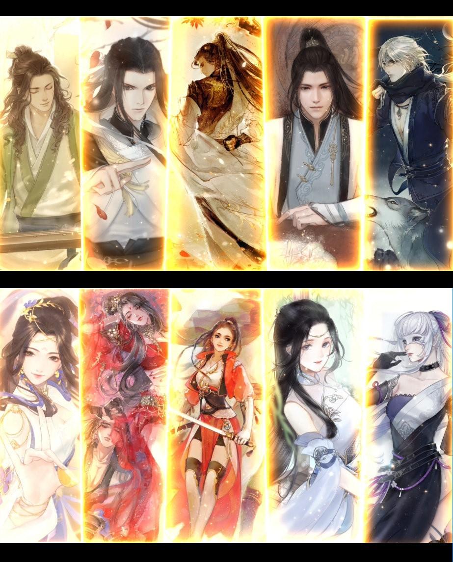 5月游戏版号首批发放仅22款,乙女游戏《遇见逆水寒》成最大亮点