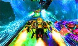 《超重力赛车》登陆谷歌Daydream平台