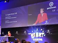 德国总理亲临游戏展