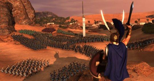 《全面战争:竞技场》文明古国希腊 阵营巡礼