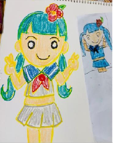 DNF萌萌铅笔画:关于游戏里一些角色的回忆