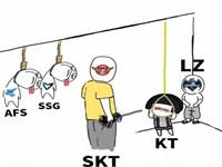 LCK季后赛:SKT让二追三击败KT完成一穿三 现已锁定S7世界赛名额