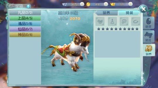 《一剑问情》全新骑装系统来袭 助你逐鹿天下