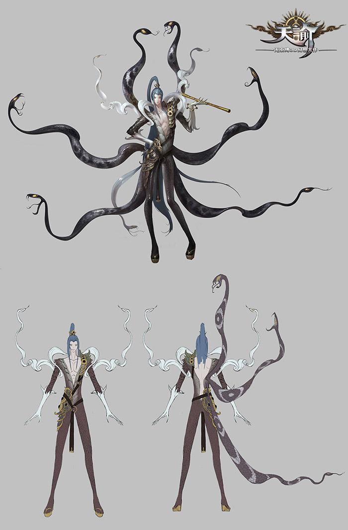 《天諭》十二神殿BOSS攻略先行版:巳蛇