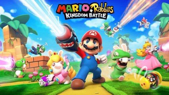 马里奥疯狂兔子:王国之战