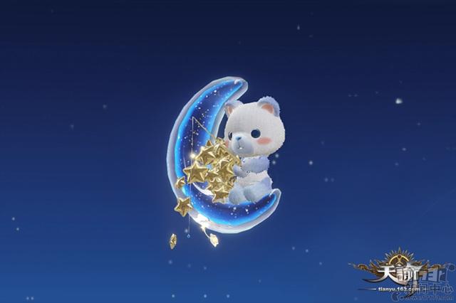 一颗颗金灿灿的星星,而星轮鼠则是萌萌的水蓝色仓鼠