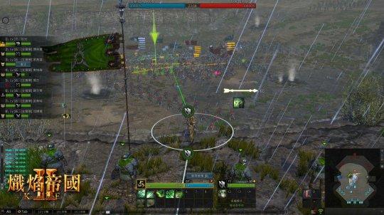 炽焰帝国2台服战场玩法曝光
