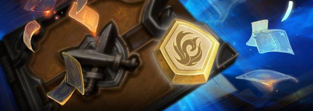 《炉石传说》宣布凤凰年 新职业恶魔猎手震撼登场