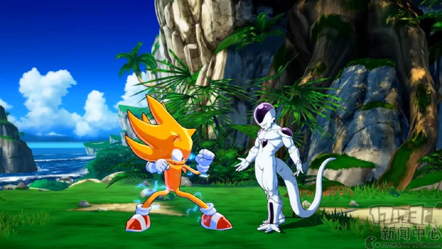 Dragon Ball FighterZ Mods - Sonic, Super Sonic, Lobby Sonic Avatar! Preview WIP_20180213105331.jpg