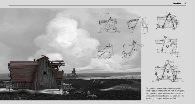 《FARLone Sails》:荒芜的美感,从另一个角度欣赏末世废土