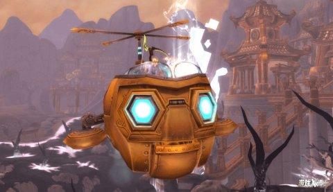 魔兽世界8.0资料片新坐骑一览:MMO史上最诡异坐骑登场