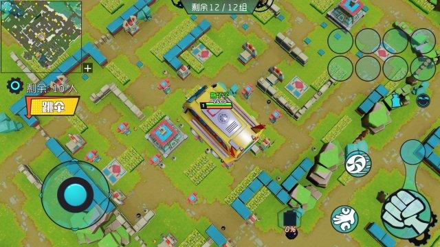 《奇葩战斗家》评测8.5分 一局5分钟的轻竞技解压游戏