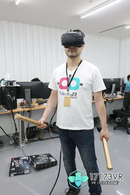 抢先体验: 台湾团队开发VR新作《飞飞大作战》