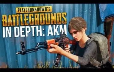 绝地求生解析:AKM突击步枪的压枪技巧
