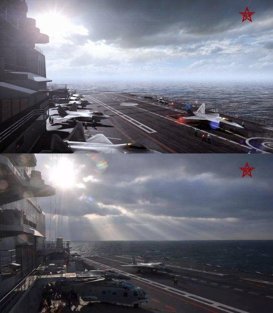 插图3-游戏内航母与真实航母对比图.jpg