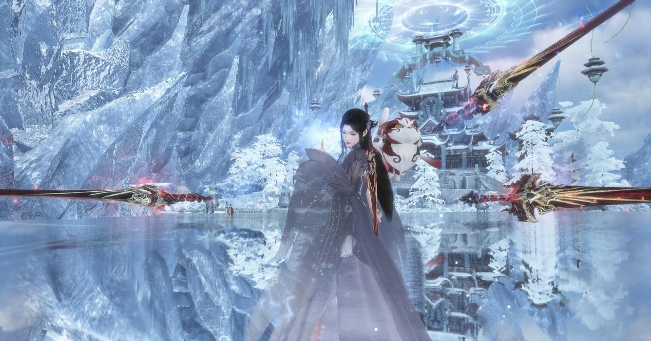 《古剑奇谭网络版》新资料片8.6分:携手神舞,自在山海