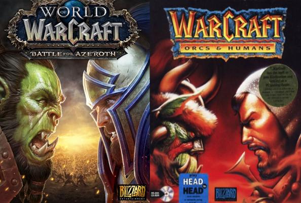 魔兽世界8.0其实是魔兽高清重制版?老玩家都有点不认识了