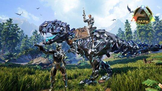 最强画质恐龙世界探险vr游戏《方舟公园》今日全球发售图片