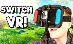 试玩塞尔达VR