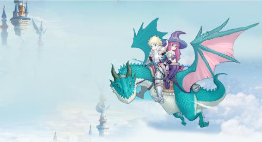 日系冒险RPG游戏《猎龙战记》9月27日荣光开启 登录即送大量奖励